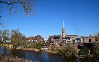Hanzestad Doesburg: schattig plaatsje langs de IJssel