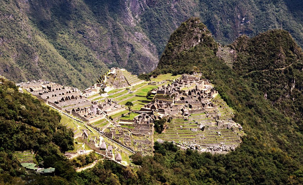 Machu Picchu in Peru is een bucketlist bestemming