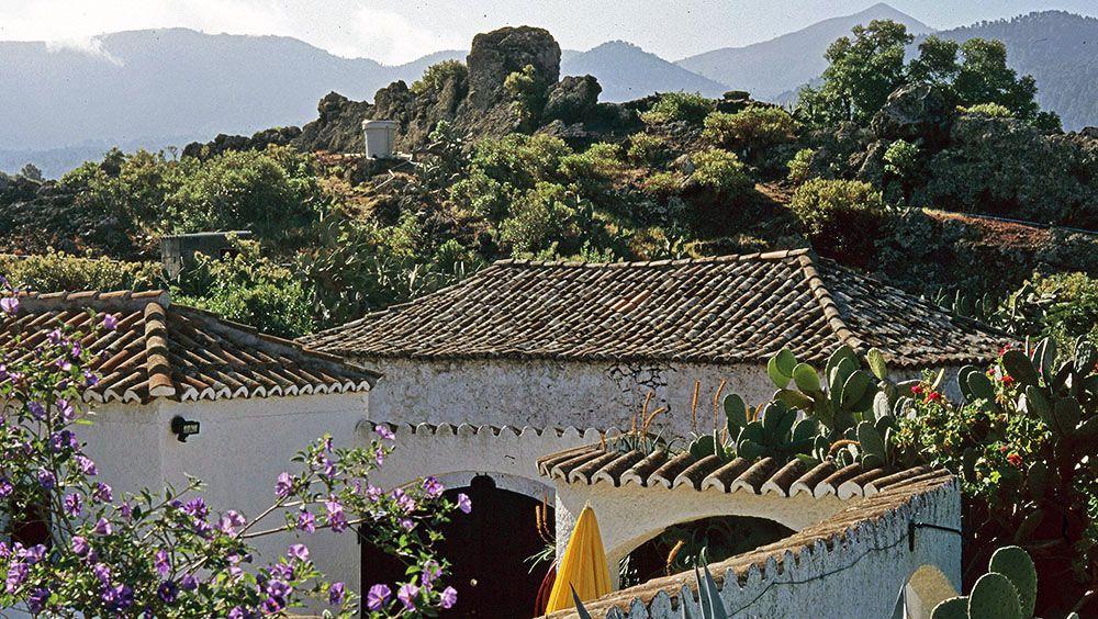 Ons huisje op La Palma