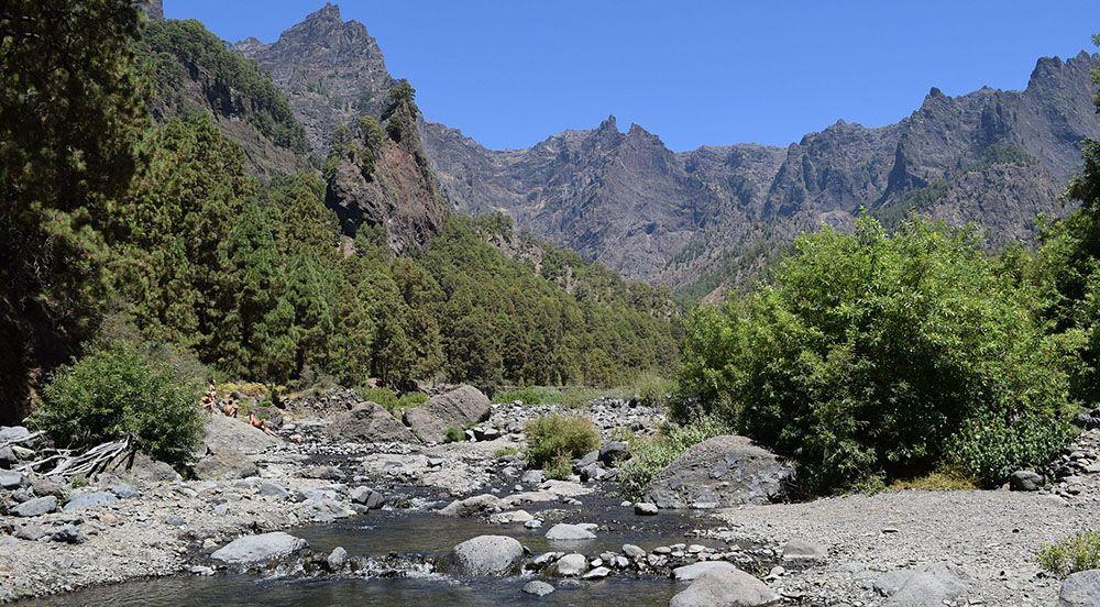 Vallei der Angsten, La Palma