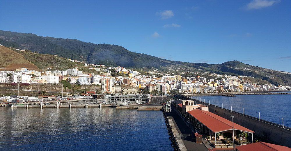Haven van Santa Cruz de La Palma
