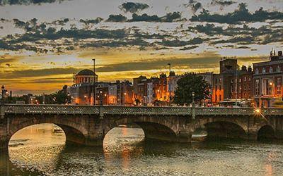 Stedentrip naar Dublin, de gezellige hoofdstad van Ierland