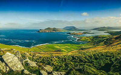 Fietsvakantie over de panoramische Ring of Kerry
