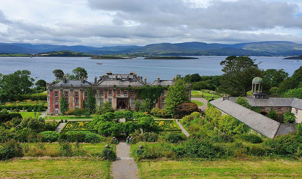 Landhuis in Ierland dat je kunt afhuren