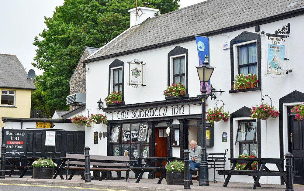 Pub restaurant in Ierland