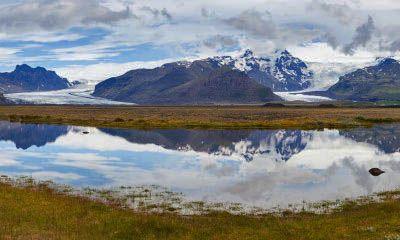IJsland, land van geisers, gletsjers, saga's en trollen
