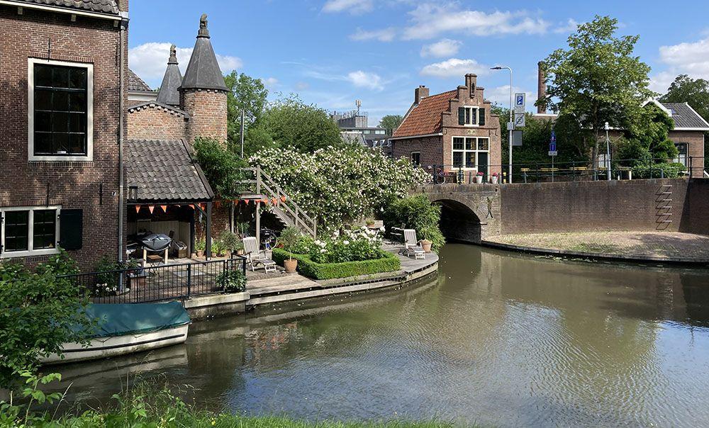 Kleinste restaurant van Nederland in IJsselstein