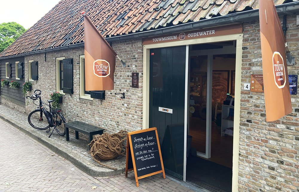 Touwmuseum in Oudewater