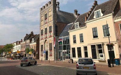 Vrijstad Vianen, een mooie uitvalsbasis voor een weekendje weg