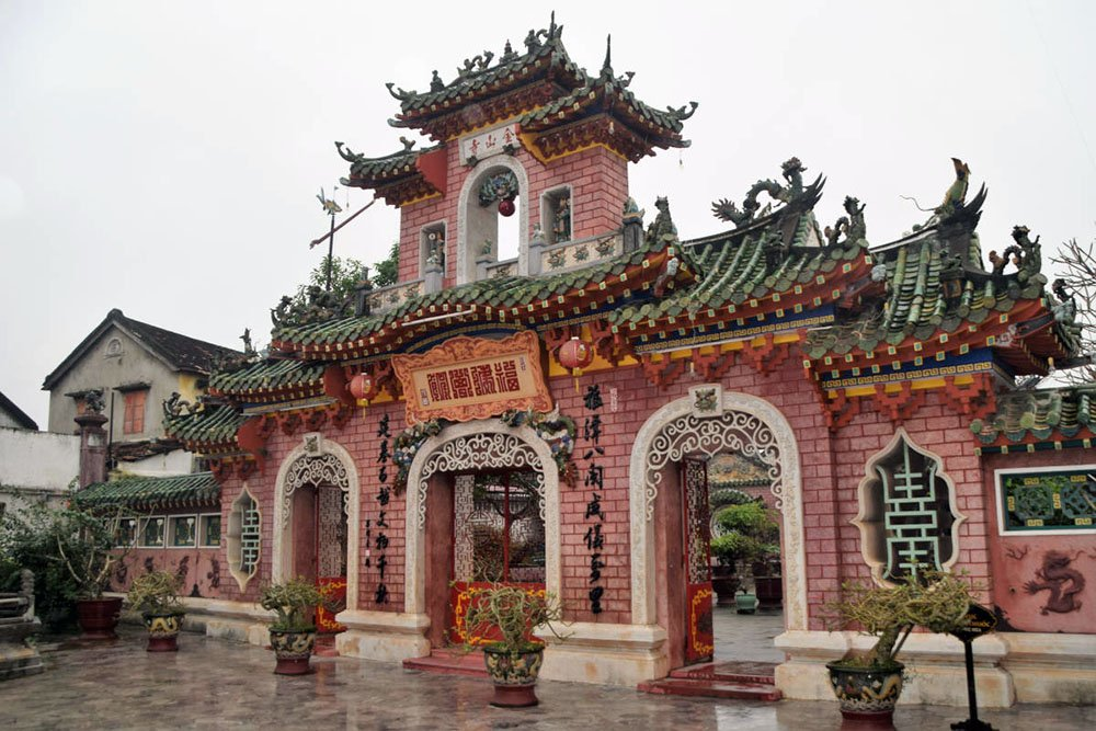 Chinese tempel in Hoi An