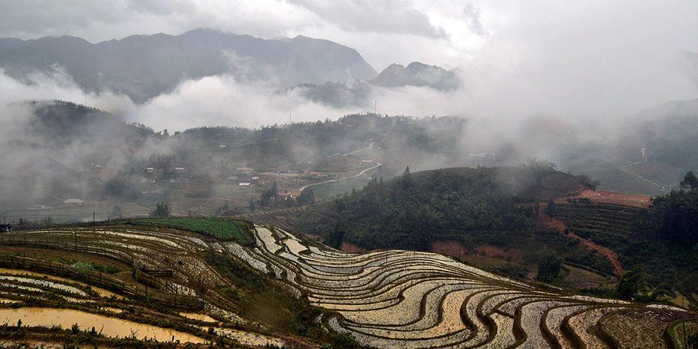 Sapa in Noordwest-Vietnam