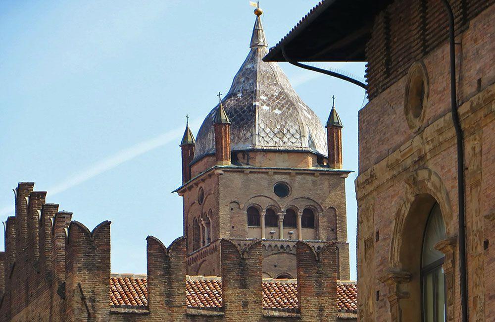 het middeleeuwse Bologna