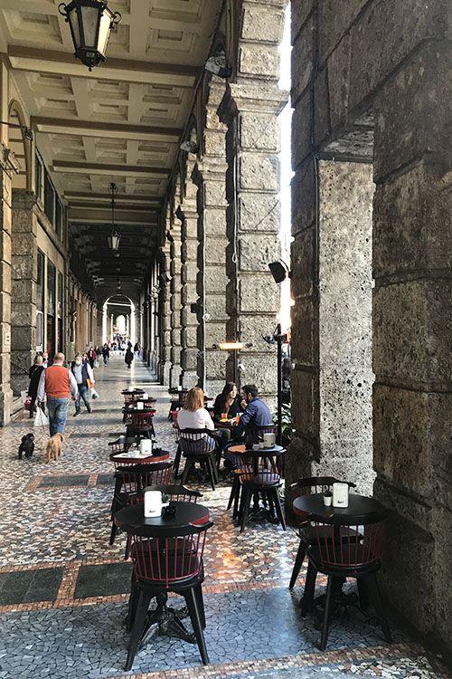 Restaurant in Bologna