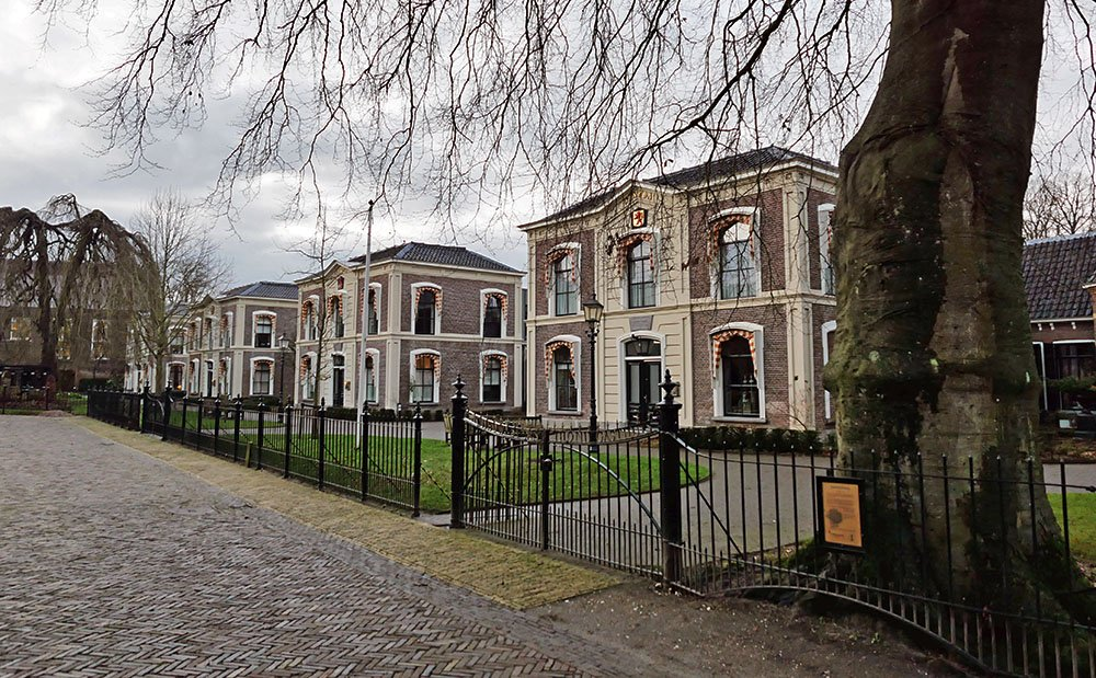 Anthony Gasthuis in Leeuwarden