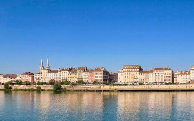 Wijnstad Mâcon, parel van de Bourgogne
