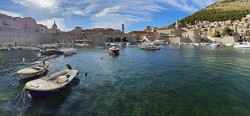 Haven in Dubrovnik