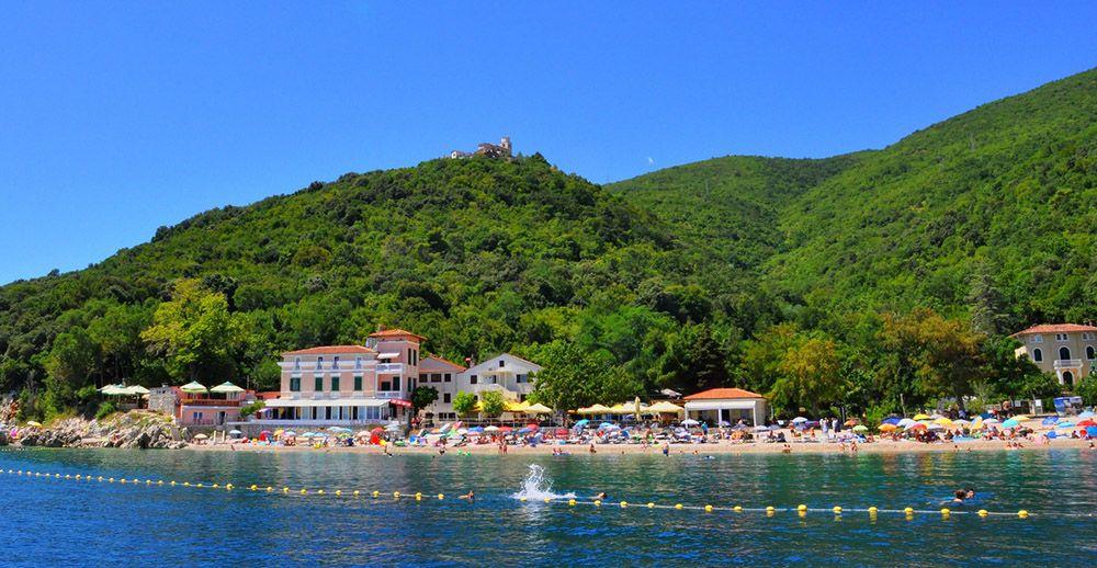 Hotel in Kroatië